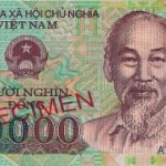 Encore une petite coupure de la monnaie vietnamienne