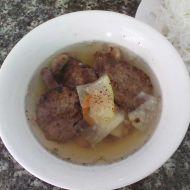ou manger la meilleure recette de bun cha au vietnam