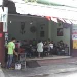 restaurant ou manger bun cha heo