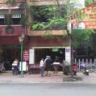 Sasa café: restaurant ou manger les meilleures frites de Hochiminh ville