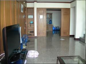 Location appartement Saigon Vietnam, salle a manger