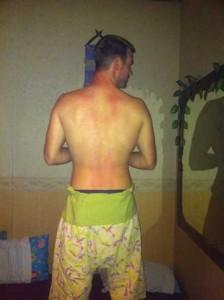 dos apres massage thailandais en thailande