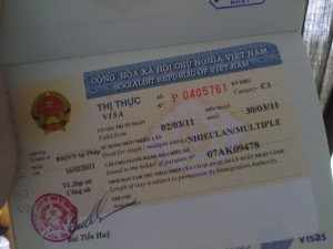 voyager au Vietnam et demande de visa