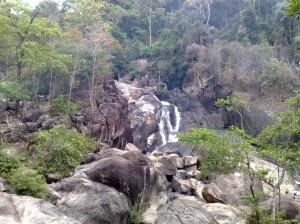 voyager au Vietnam, cascade