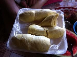 durian, le fruit vietnamien qui pue