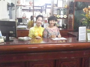 reverser son hôtel au Vietnam