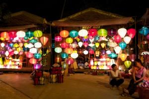 visister Hoi An au centre du Vietnam