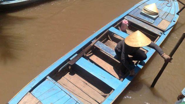 Excursion delta mekong