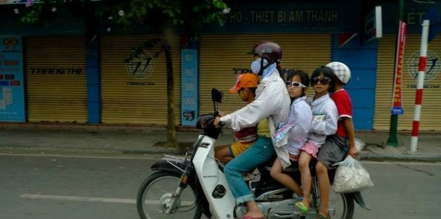transport vietnam