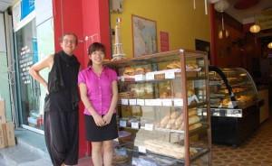 boulangerie vietnam
