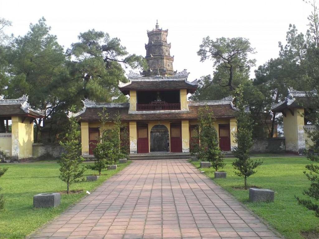 thien mu pagode