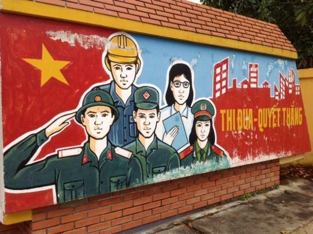 Vol vietnam