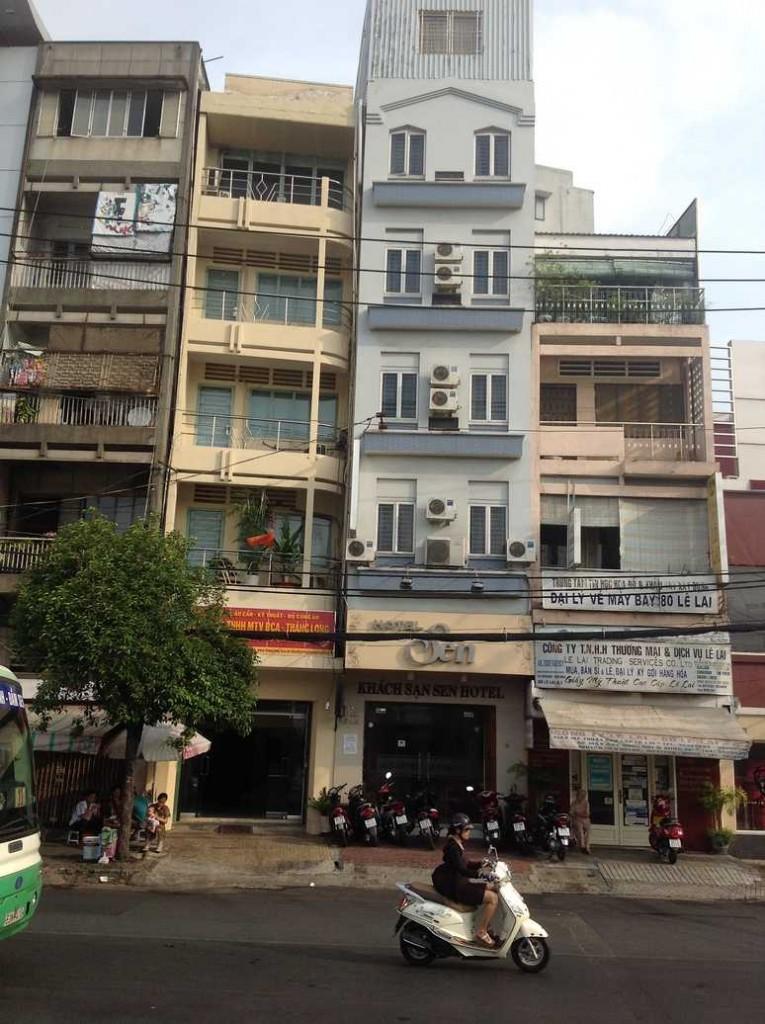hotel vietnam saigon