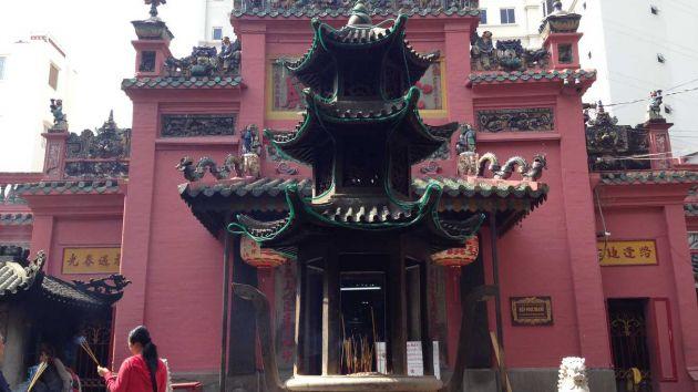 pagode jade
