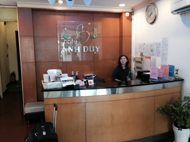 anh duy hotel saigon