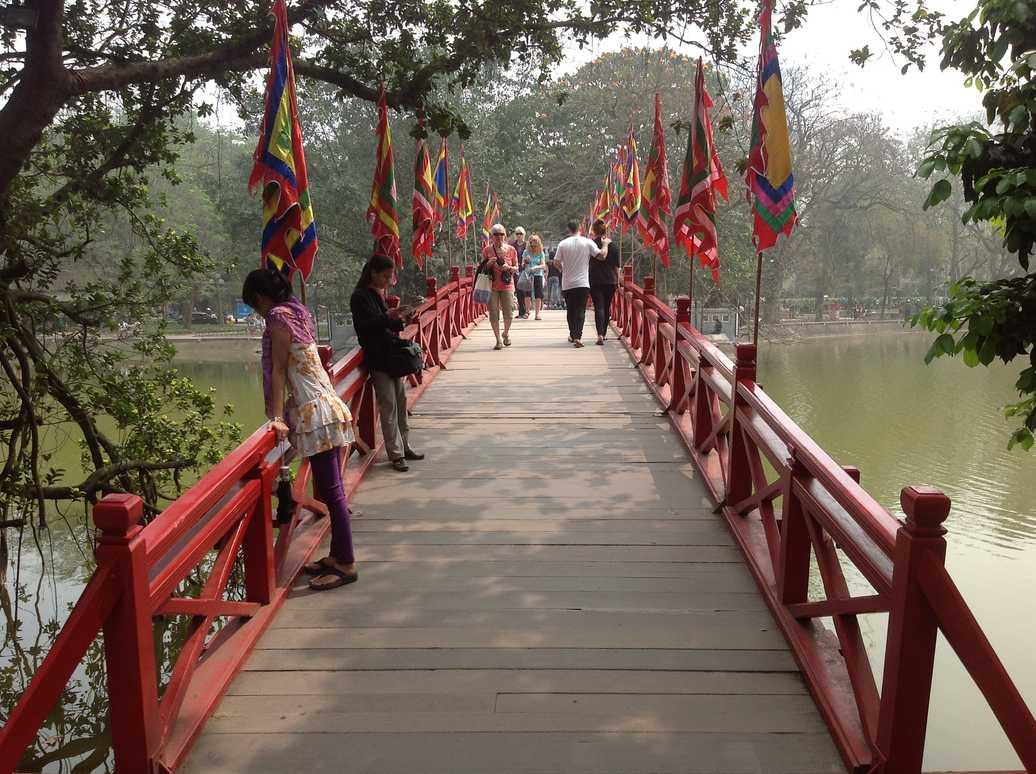 Que visiter à Hanoi